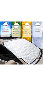 Cover for Car Windshield