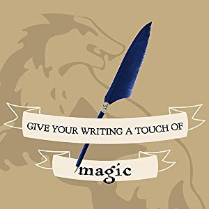 Give your writing a touch of magic