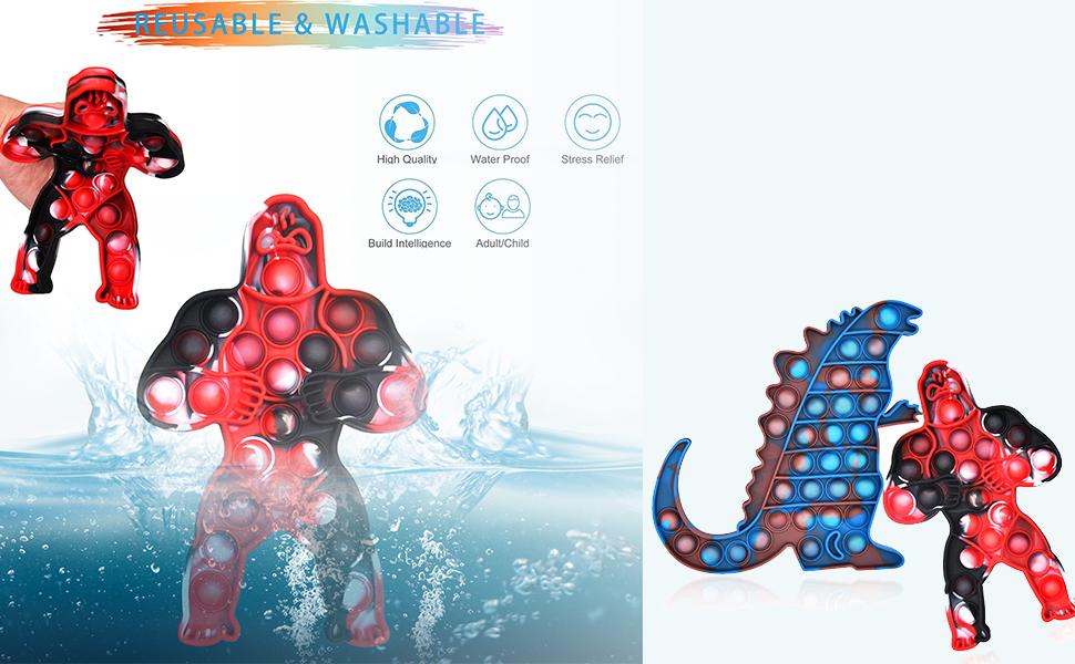 waterproof toys