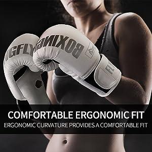 Comfortable Ergonomic Fit