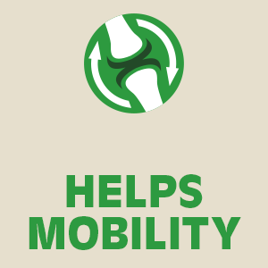 Helps mobility