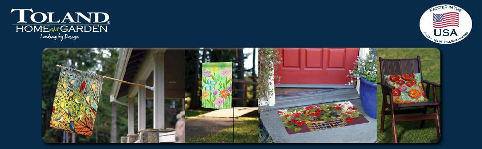 Toland Home Garden header image