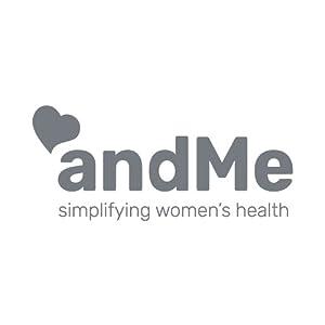 Andme and me & Me women health care brand women wellness lady girl