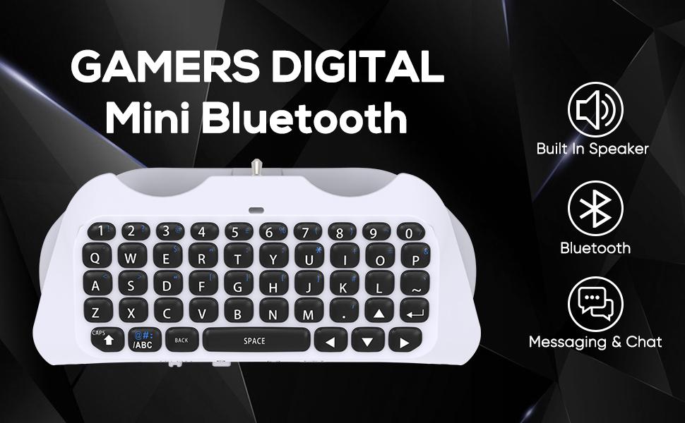 gamers digtal mini bluetooth