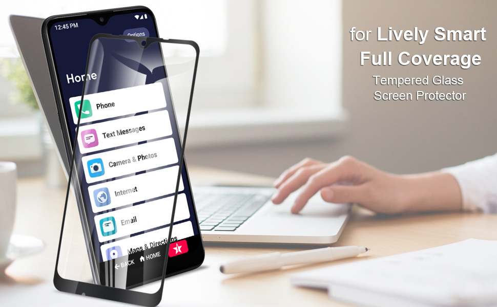Lively Smart screen protector