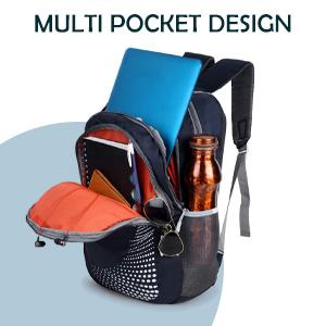 multi pocket design