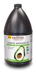 Avocado Oil 100% Pure Steam-Refined 1 Gallon