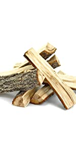 Firewood - Kiln Dried Pre-Cut Firewood Pieces - Insect Free Wood for Hearth, Fireplace, Camping