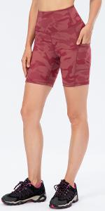 lavento pocket biker shorts for women