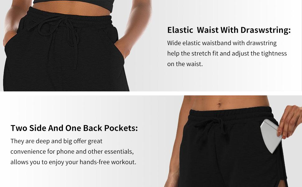 Shorts for women with drawstring Shorts for women loungewear Shorts for women pajamas Shorts women