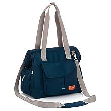 Navy Diaper Bag