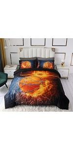 Basketball Comforter Set