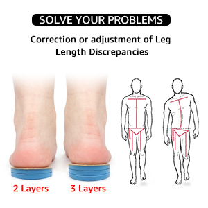 shoes lifts for men and women
