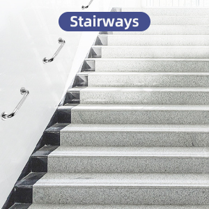 Use in the stairs