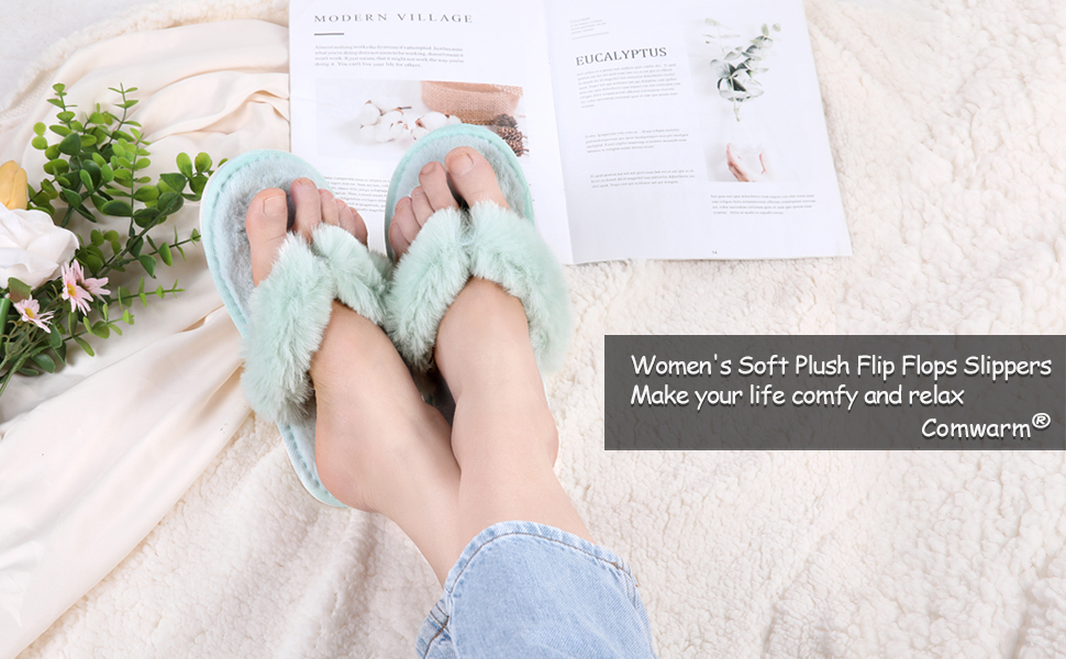 thong slippers for women