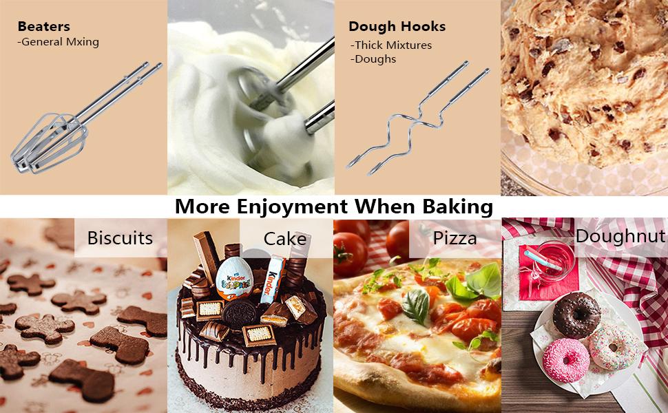 More Enjoyment When Baking