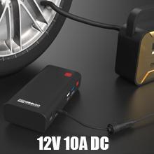 12V/10A DC Output