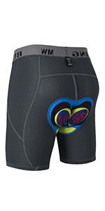 Mens Cycling Underwear