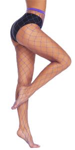 Avidlove Womens High Waist Tights Fishnet Stockings Thigh High Pantyhose