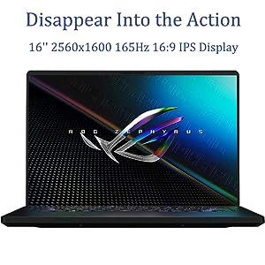 ASUS ROG WQXGA 165Hz Gaming amp; Entertainment Laptop