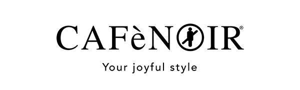 Logo CafèNoir your joyful style