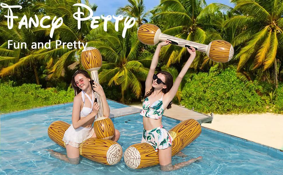 Inflatable toy, swim, pool, ins
