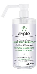 Elyptol Sanitizer Spray