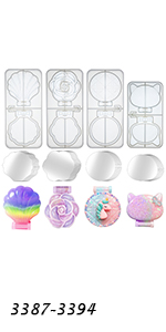 Compact Mirror Molds