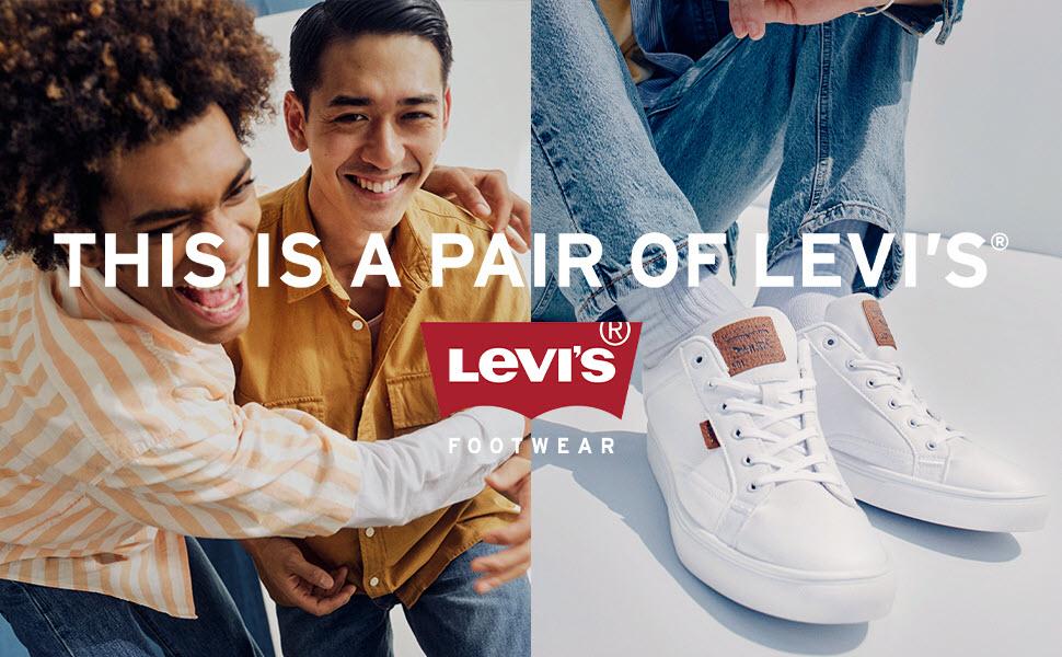 Levi's Mens Shoes