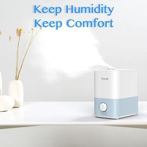 keep humidity