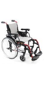 light wheelchair, wheelchair, ergonommic wheelchair, karman, wheelchairs, removable arm
