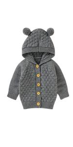 Kids Baby Cardigan Sweater