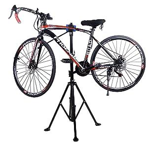 Flexion Yaheetech Park Tool Songmics mechanics bike repair stand bicycle workstand portable