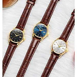 Business Ladies Luxury Dress Classic Fashion Simple Small Dial