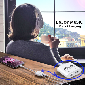 Listen to Music while charging
