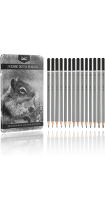 Mr. Pen- Sketch Pencils for Drawing