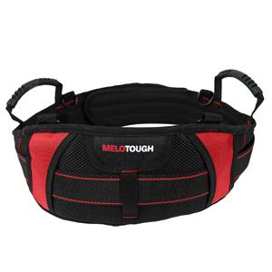 Back support tool belt