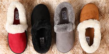 warm slippers for women