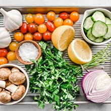 Sheet Pans for baking, roasting and food prep