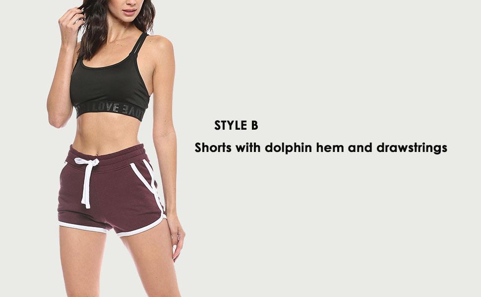 dolphin lounge shorts