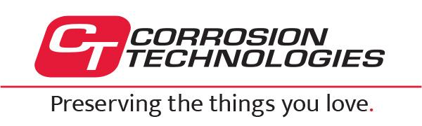 Corrosion Technologies brand assures the best science to preserve the things you love.