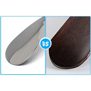 Il est fait d'acier inoxydable, solide et résistant à la chaleur, pas cassé.
