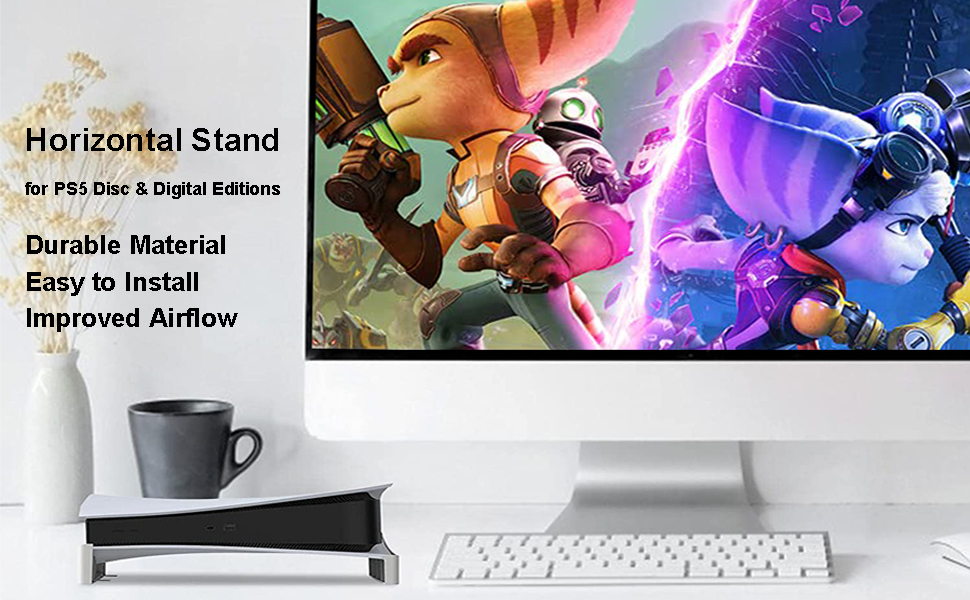 PS5 horizontal stand
