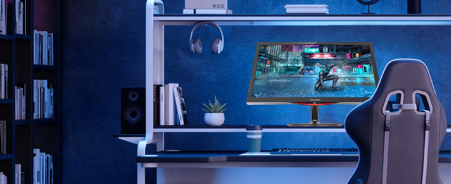 VX2458-MHD Gaming Monitor