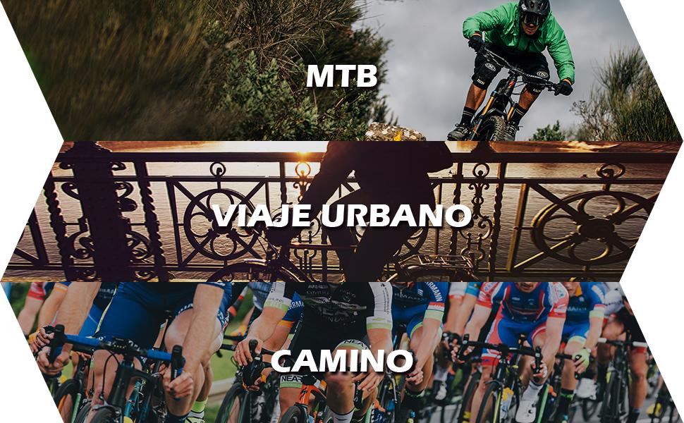 Grebarley Guantes de Ciclismo