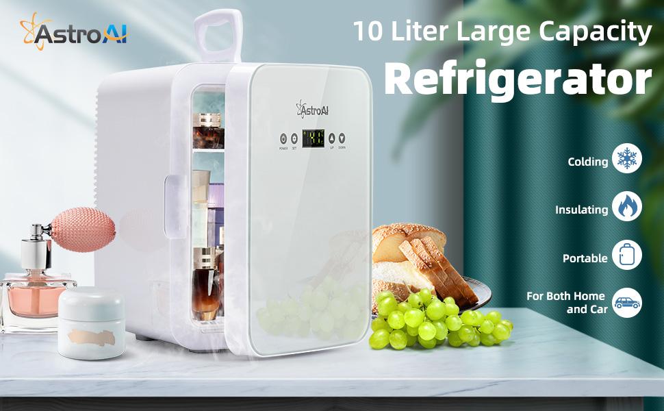 mini fridge 10 litre