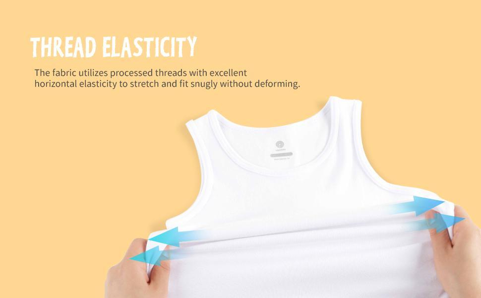thread elasticity