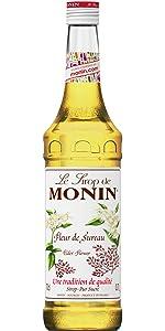 MONIN Elferflower
