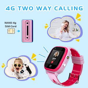4G Two Way Calling