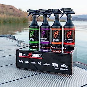 Bling Sauce 4 Pack